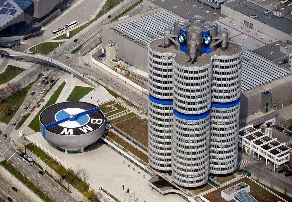 Resultado de imagen para bmw building