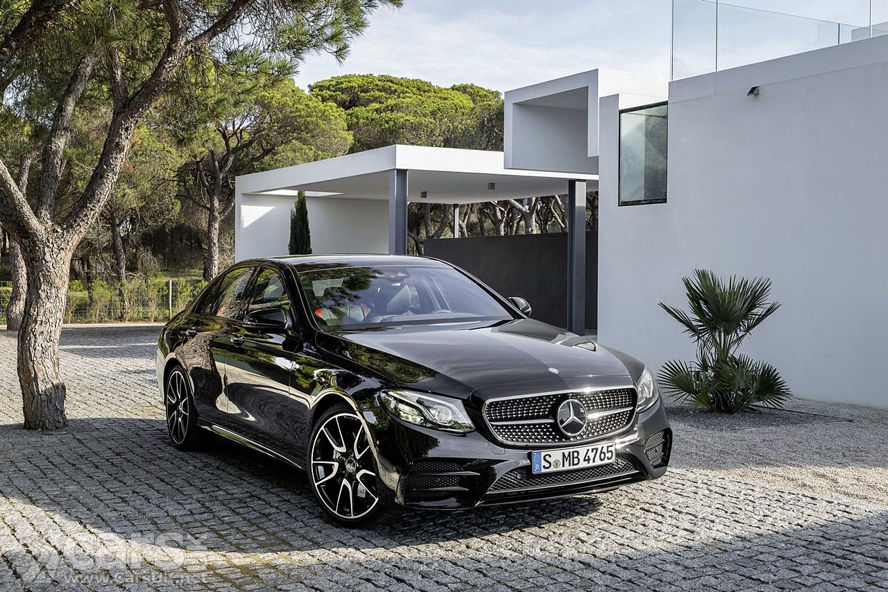 2016 Mercedes Amg E43 4matic Blasts In As Mercedes First New Amg