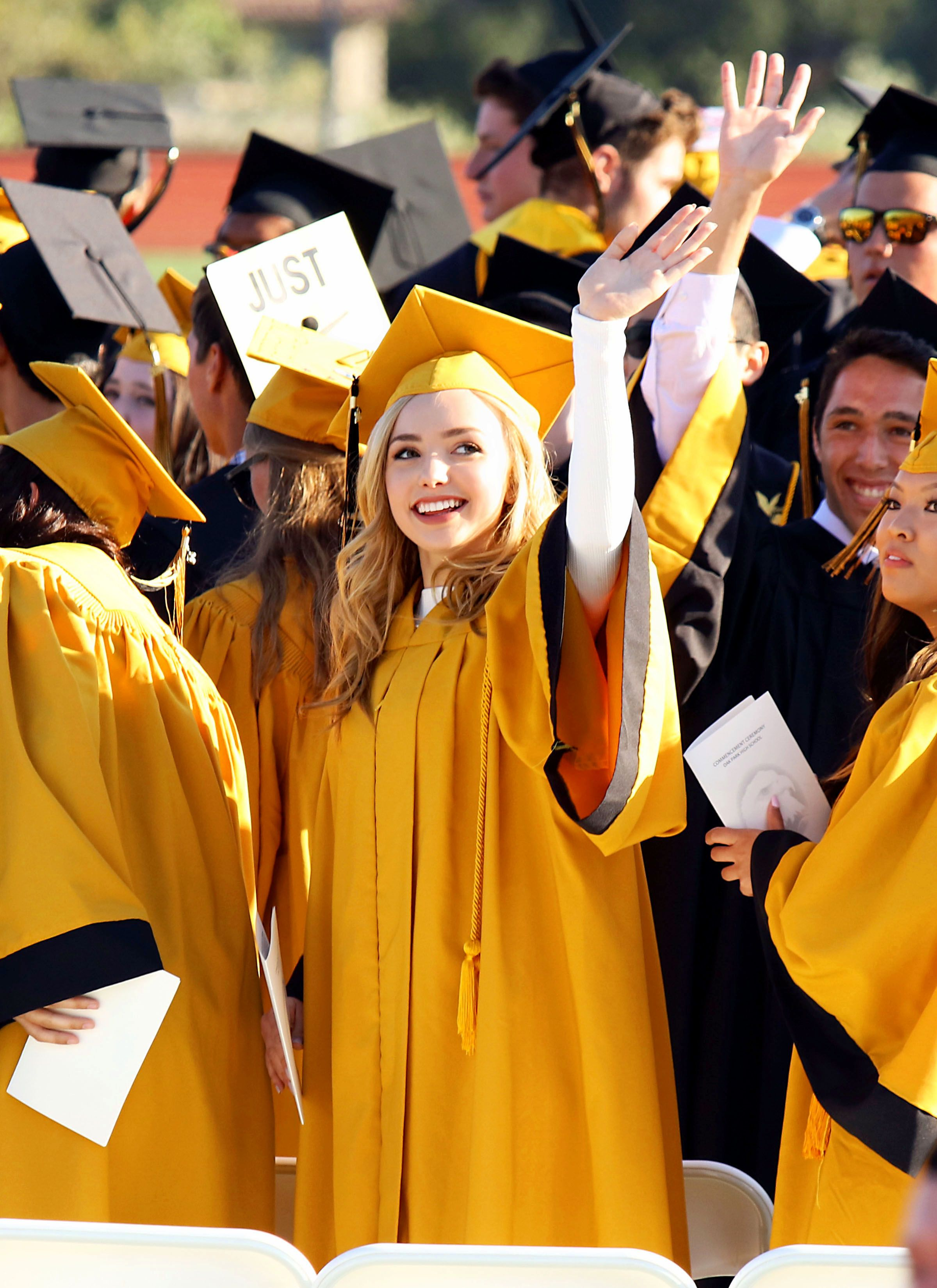Peyton Roi List Oak Park High School Graduation May 27