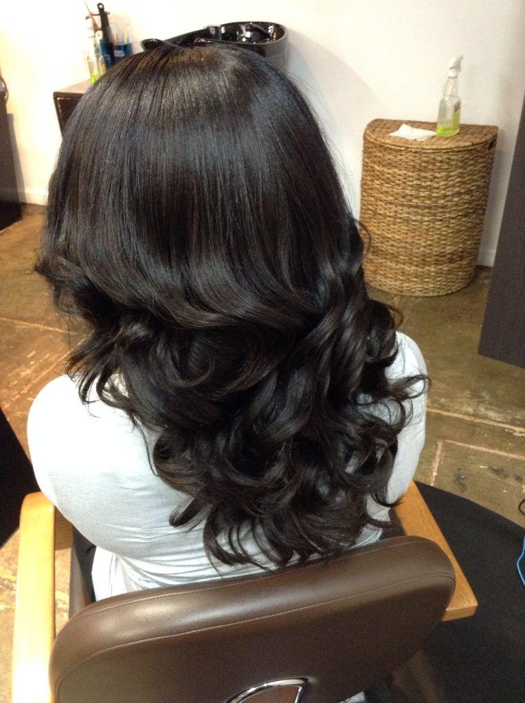 Hair Extensions Weave Sewin London Paris France Atl Newyork Hair