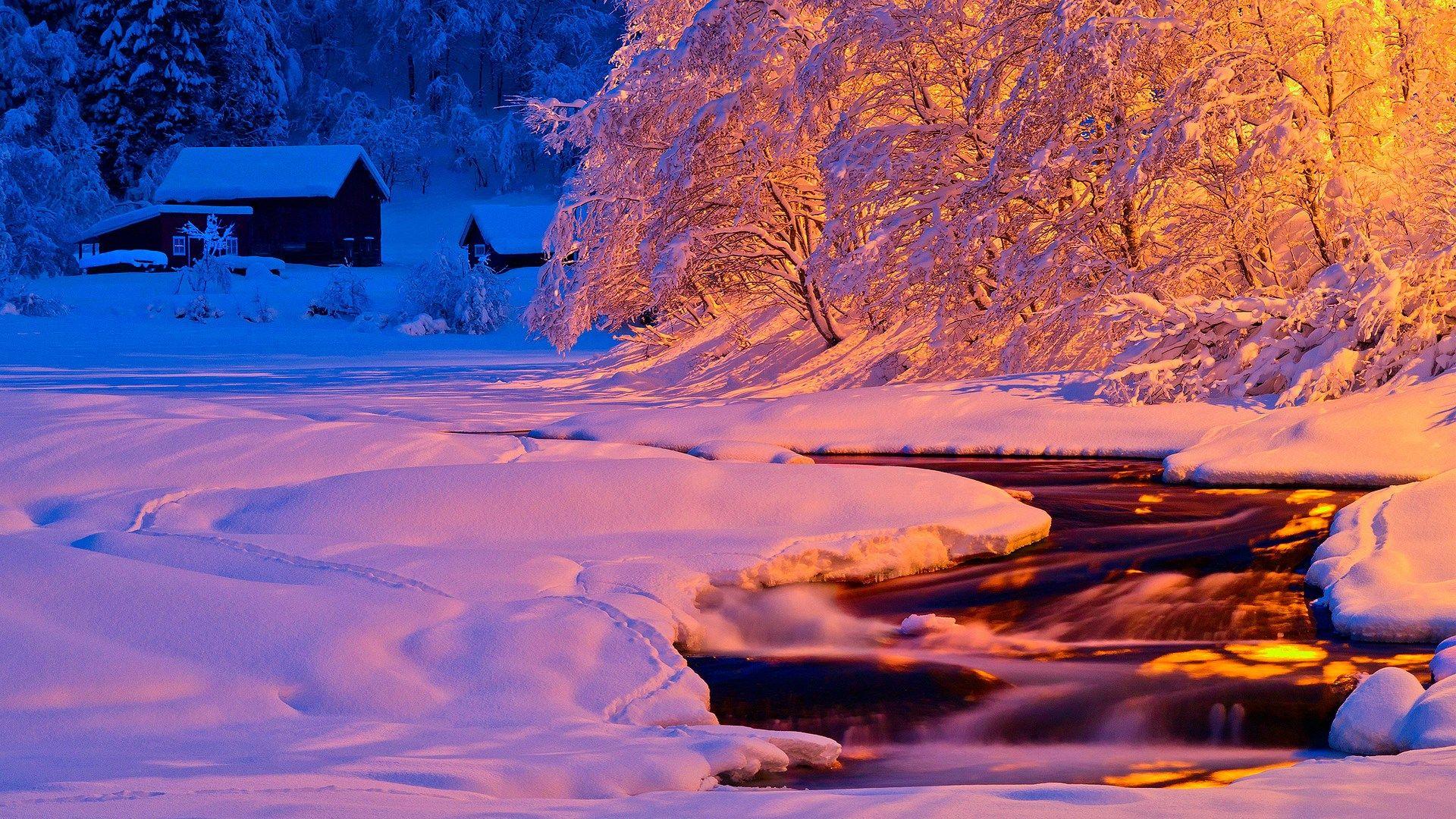 Hd Nature Winter Wallpaper Backgrounds 1920x1080 Winter Landscape Winter Wallpaper Wallpaper Backgrounds