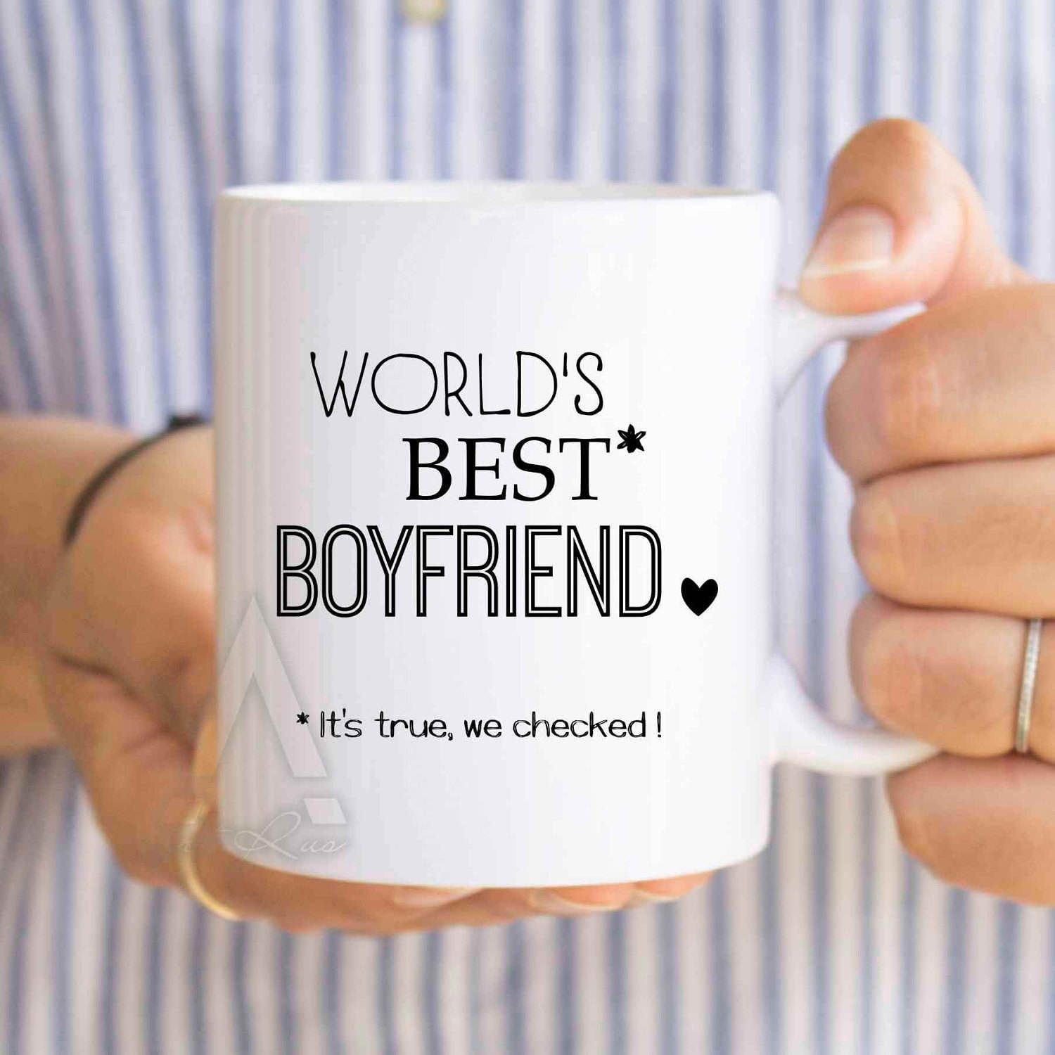 Anniversary Gifts For Boyfriend Mens Personalized World