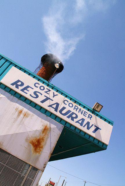 Cozy Corner, BBQ, Memphis, TN