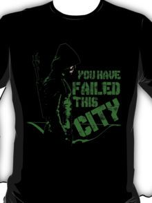 Arrow: T-Shirts & Hoodies | Redbubble