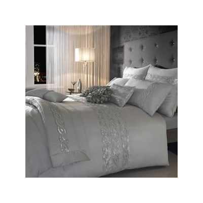 Kylie Sequiin wave silver bedding from £13.00 | Kylie Minogue at ...
