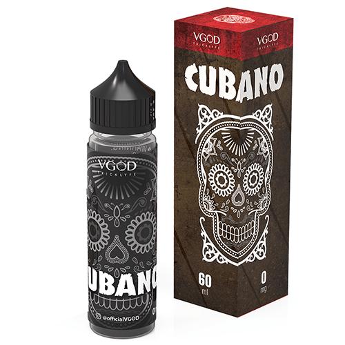 VGOD® Tricklyfe E-Liquid - Cubano   #Top500 in 2019   Vape
