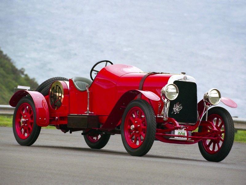 Alfa Romeo G1 19211923 Antieke auto's, Alfa romeo