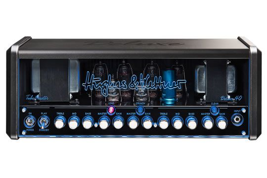 Hughes And Kettner Tm40dh Tubemeister Deluxe 40 Guitar Amplifier Head Electric Guitar And Amp Guitar Amplifier