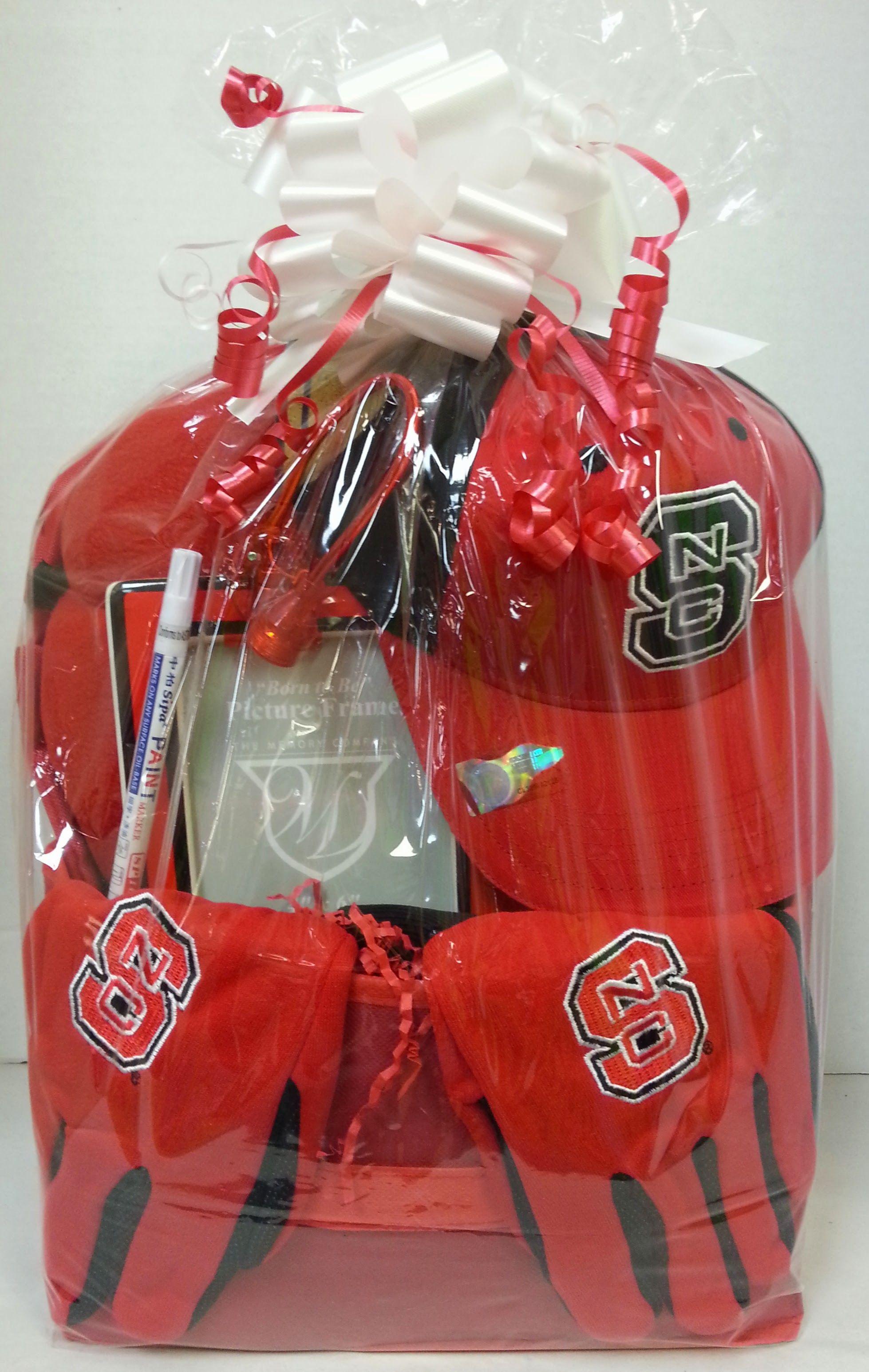 Nc state basket gift baskets basket gifts