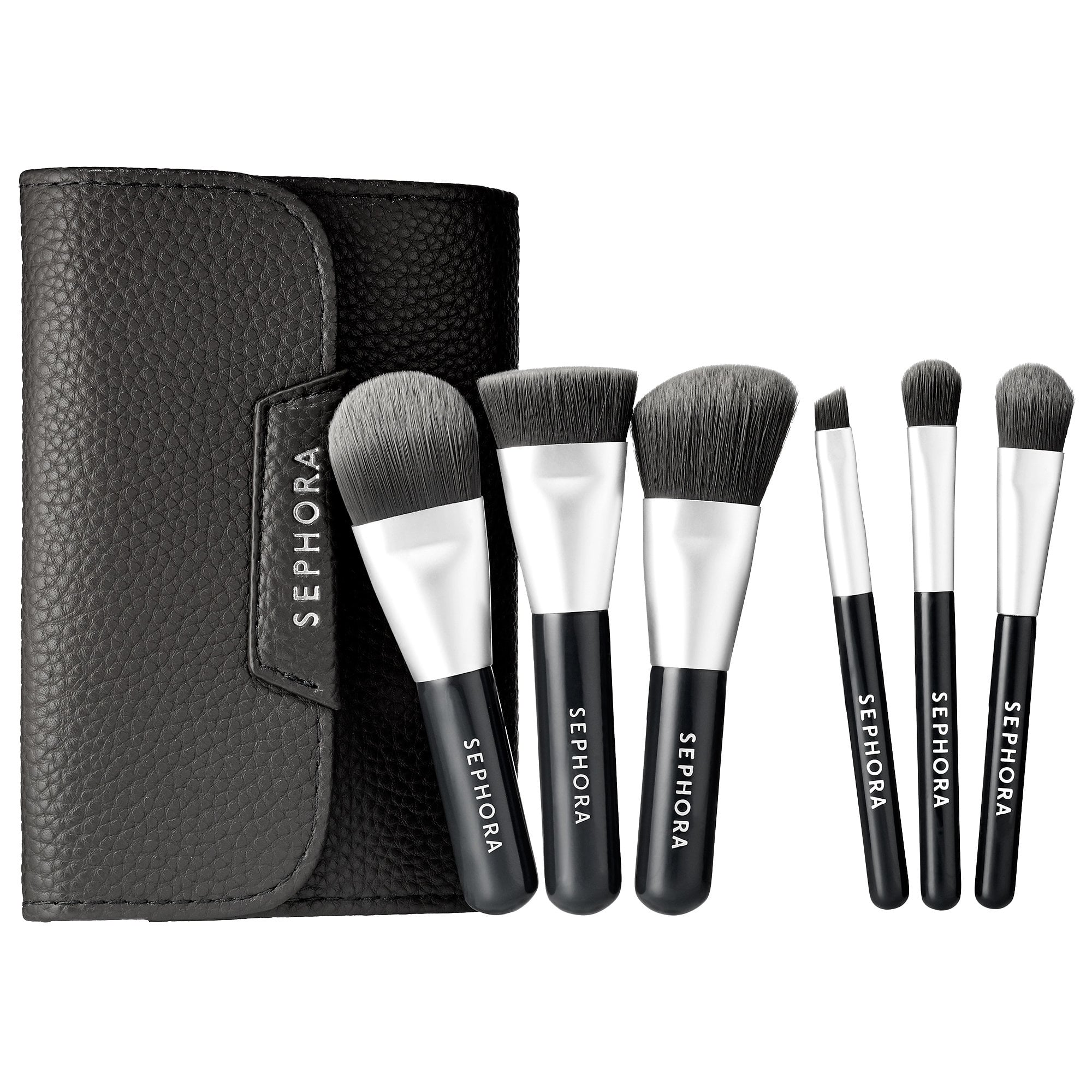 Mini Deluxe Charcoal Antibacterial Brush Set How to wash