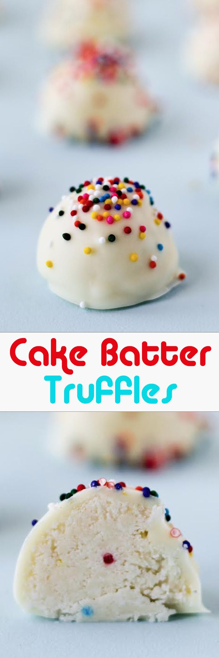 Raw cake batter recipe