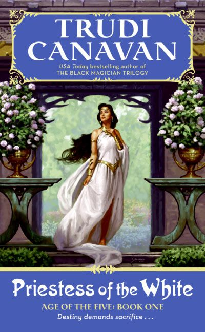 Priestess Of The White By Trudi Canavan Epic Fantasy Books Fantasy Books Priestess