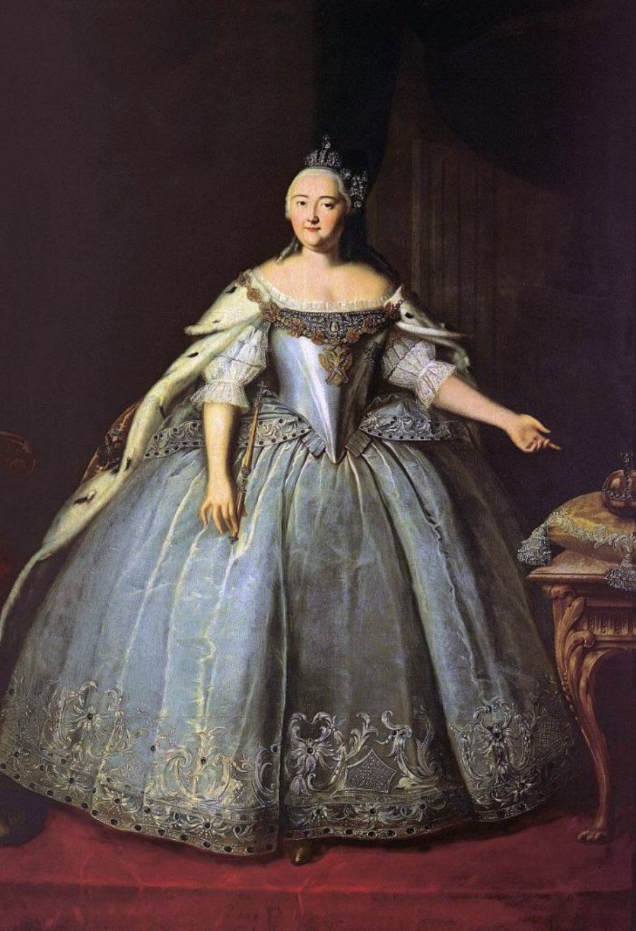 an introducton to the life of empress elizabeth petrovna Elizabeth petrovna ( russian :  [ os 25 december 1761]), also known as yelisaveta or elizaveta , was the empress of russia from 1741 until her death.