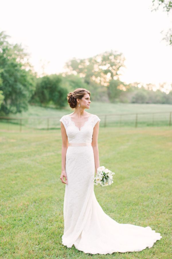 Texas Farm Wedding By Mint Photography Southern Weddings