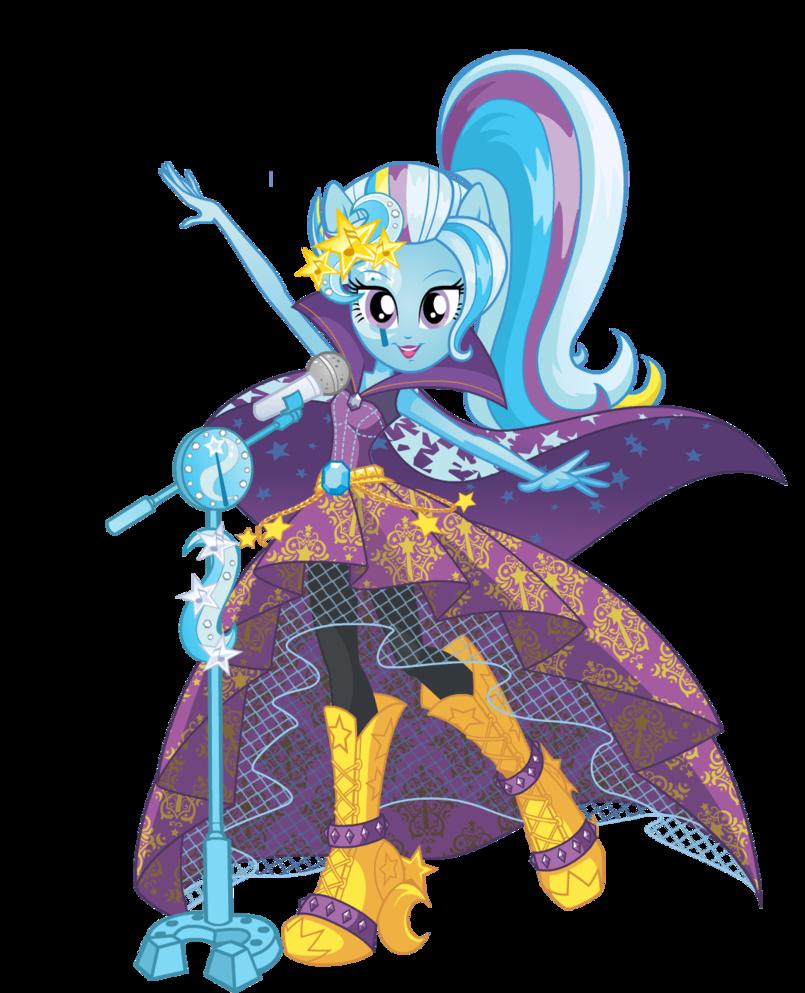 Mlp Eg2 Trixie New Look My Little Pony Games My Little Pony Drawing My Little Pony Pictures