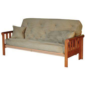 big tree sleep eastbrook futon with tufted mattress by big tree big sleep   529 00  big tree sleep eastbrook futon with tufted mattress by big tree      rh   pinterest