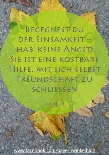 quote #words #zitat #Weisheit #Indien #Einsamkeit #Leben
