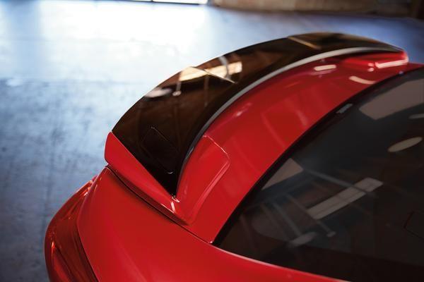 2017 Subaru Impreza Sport Spoiler Subaru Impreza Subaru Impreza