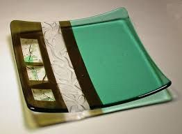 Image Result For Fused Gl Sushi Plates