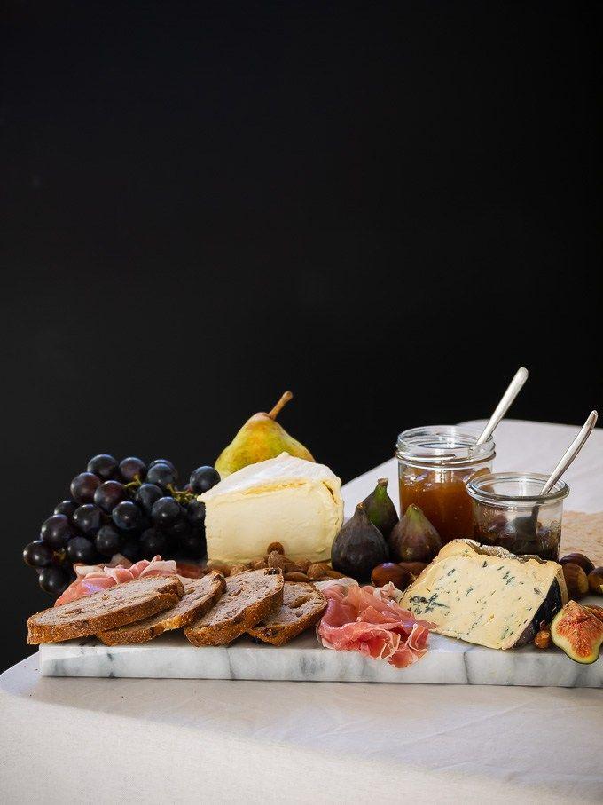 Herfst Borrelplank, kaasplank Ideeën; voor de borrel of dessert #koudehapjes