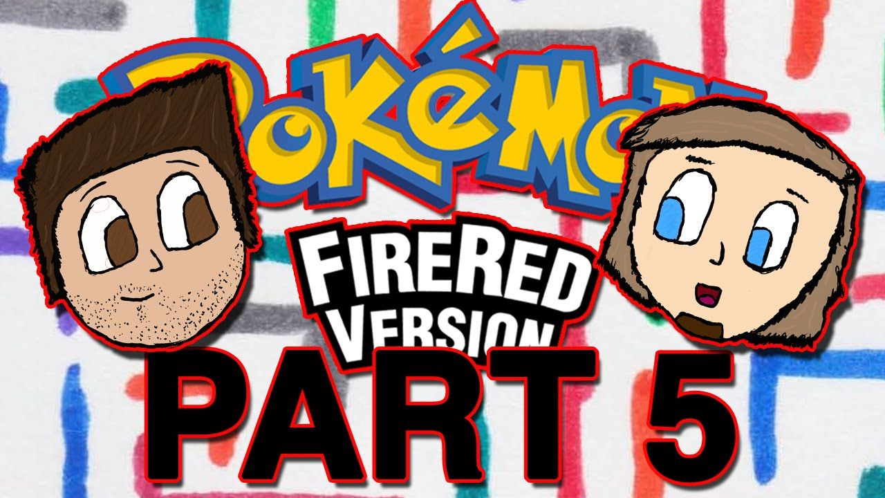 Pokémon FireRed: Practicing Optometry - PART 5 - The Place Plays
