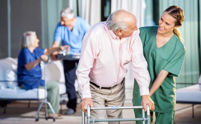 مكتب خدمات المسنين Home Health Aide Nursing Care Elderly Care