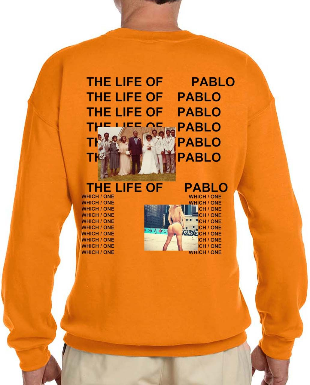 Just Landed New Kanye The Life Of Pablo Album Long Sleeve T Shirt Pablo Shirt Life Of Pablo Shirt Clothes Design