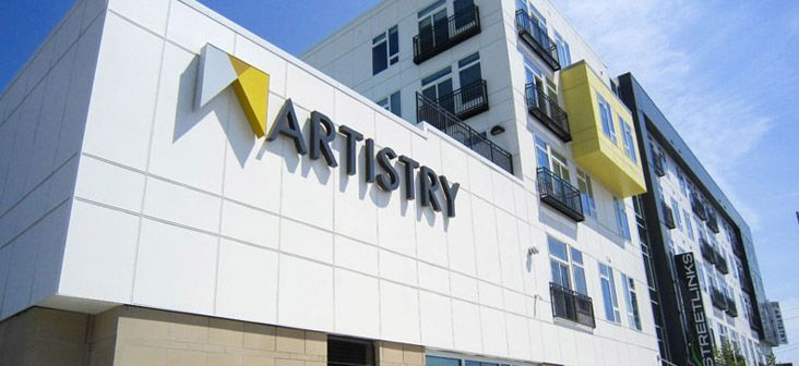 Architectural Panels By Allura Usa With Easytrim Reveals Architecture Home Design