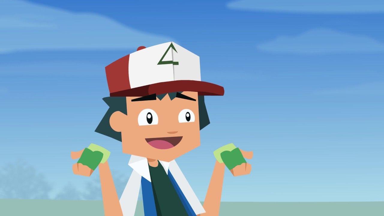 Pokemon animation a trainers troubles pokemon pinterest