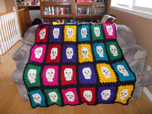 Skeletons in my closet - CROCHET | DIY - Crochet (& a Little Bit of ...