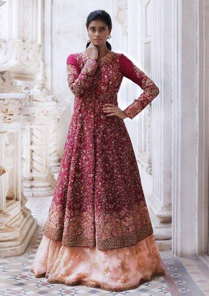 Latest Indian Bridal Lehnga Collection 2018 | Wedding dresses ...