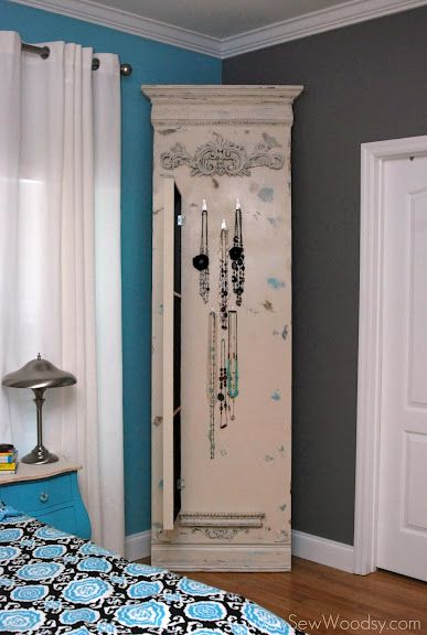 Good IKEA Mirror Turned Hidden Jewelry Storage! (M.M.M. #121)   This Is Not