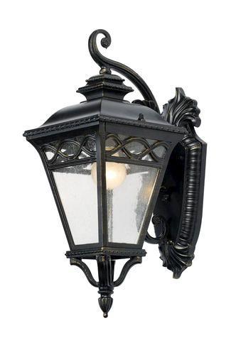 Patriot Lighting Elegant Home Graham 1 Light 18 Outdoor
