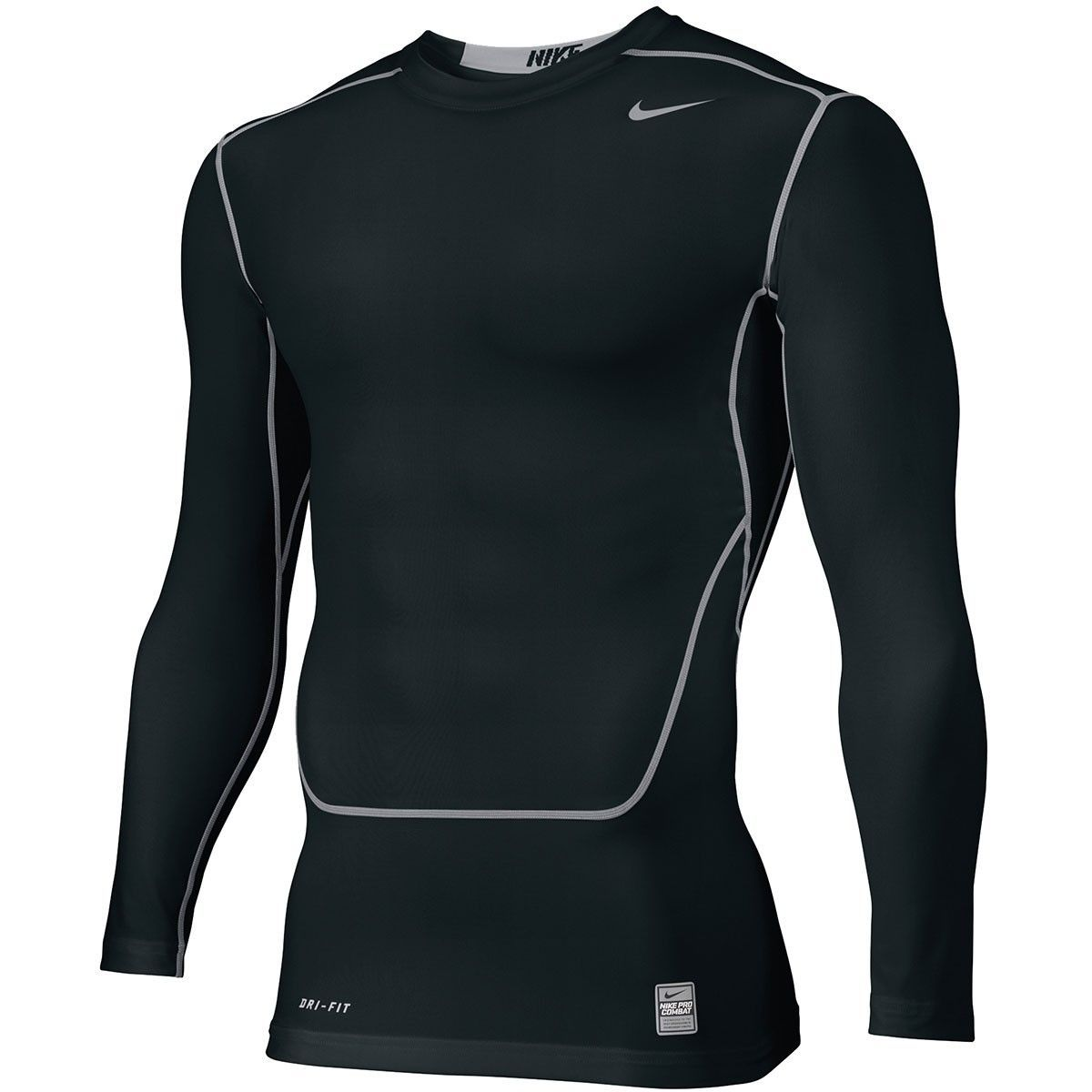 nike pro combat core compression nike clothing. Black Bedroom Furniture Sets. Home Design Ideas