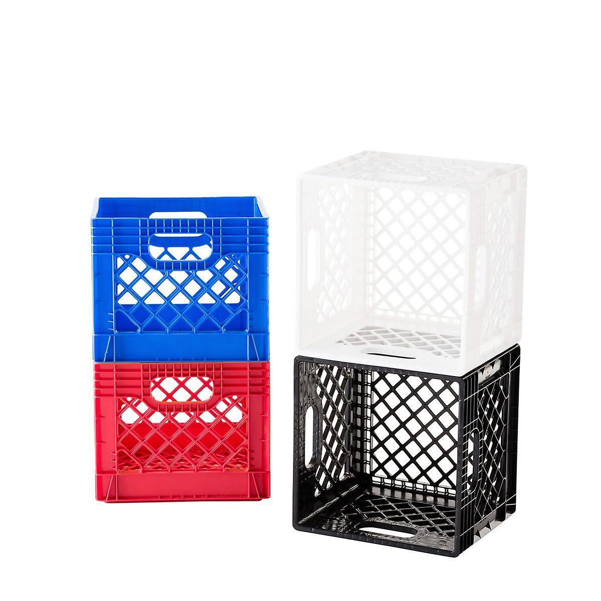 Milk Crate   Authentic Dairy Crate   The Container Store