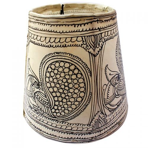Shop traditional indian sketched table lamp shade by 48craft shop traditional indian sketched table lamp shade by 48craft online largest collection of latest online aloadofball Choice Image