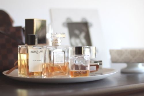 lovely perfume organization