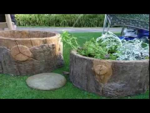 ejemplo de pequeos jardines y patios decorados video de youtube