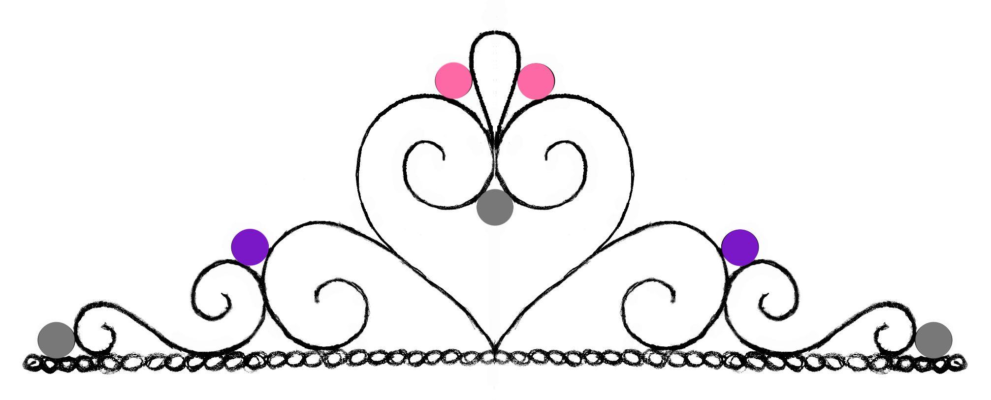 Tiara for Princess Cupcakes - See Princess Cupcakes in the Cupcake ...