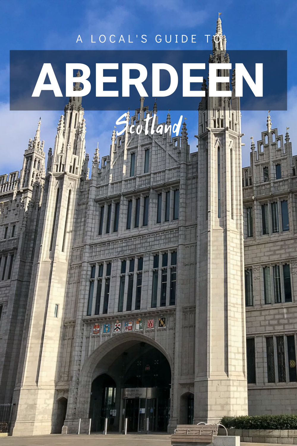 Things To Do In Aberdeen Local S Guide To The Granite City In 2020 Scotland Travel Scotland Travel Guide Aberdeen