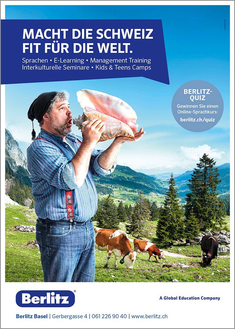 Berlitz Macht Die Schweiz Fit Fur Die Welt Interkulturell Welt
