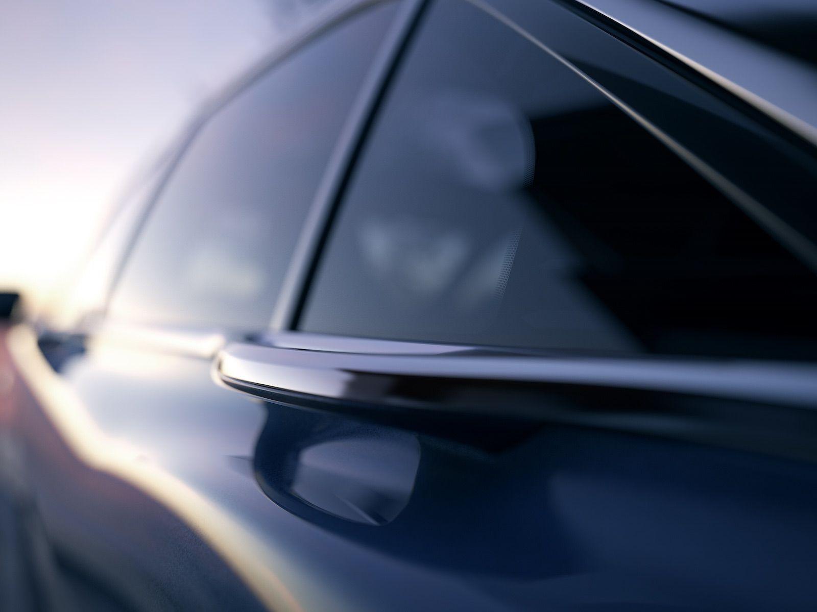 Enter Effortlessly The Positioning Of The E Latch Door Handle Ensures The Continental S Long Flowing Lines Remain Unbroken Howcon Door Handles Car Car Door