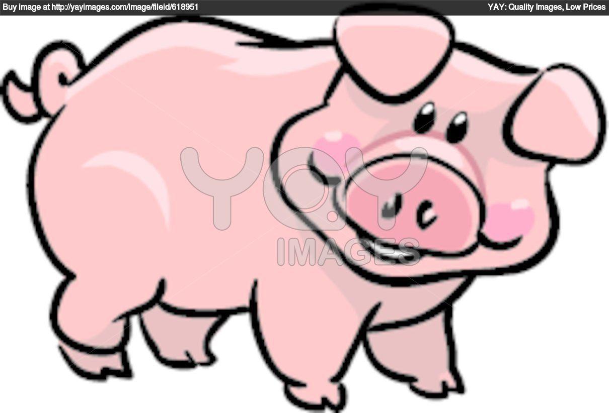 Clip art pig sexy