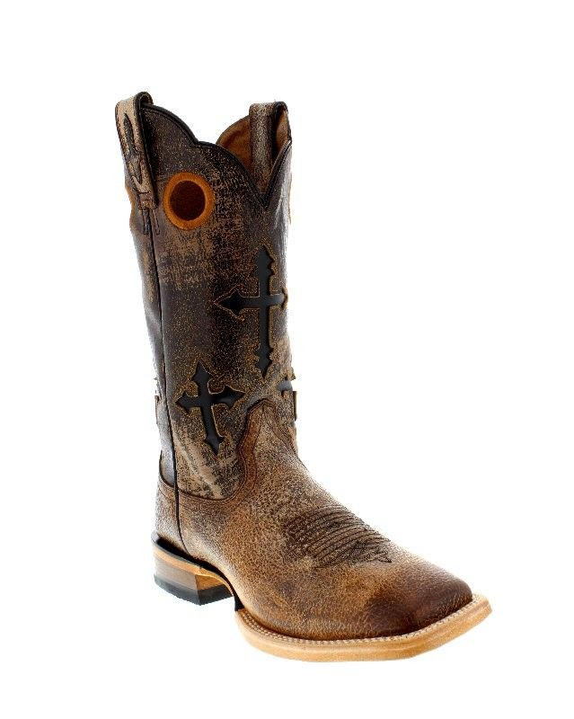 Mens Ariat Square Toe Boots Cross @tommy craig | Man Candy ...