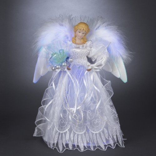 Lighted Christmas Angel Tree Toppers by Lewis L 49navidad