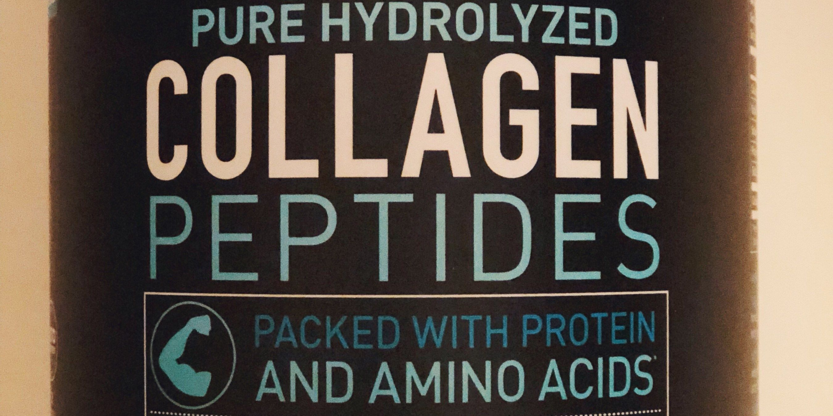 Collagen Peptides Review Collagen peptides, Peptides