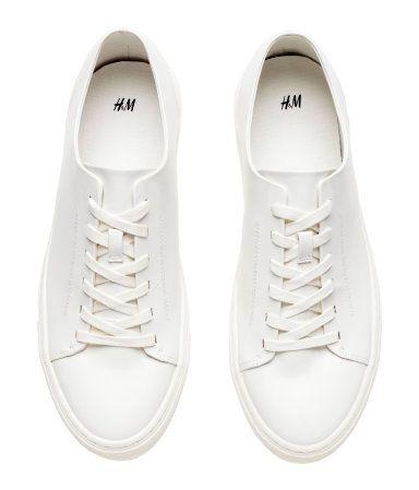 Sneakers | White | Men | H\u0026M US