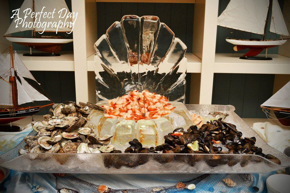 Seafood Bar? Yes, please! Banquet, Seafood, Special events