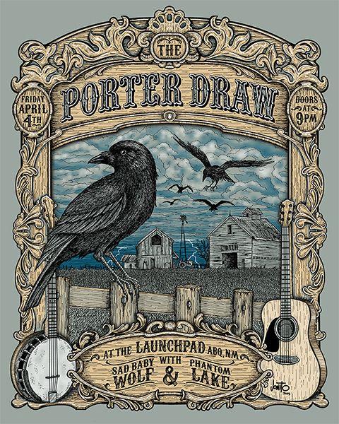 The Porter Draw Albuquerque Nm 2014 By Jonito
