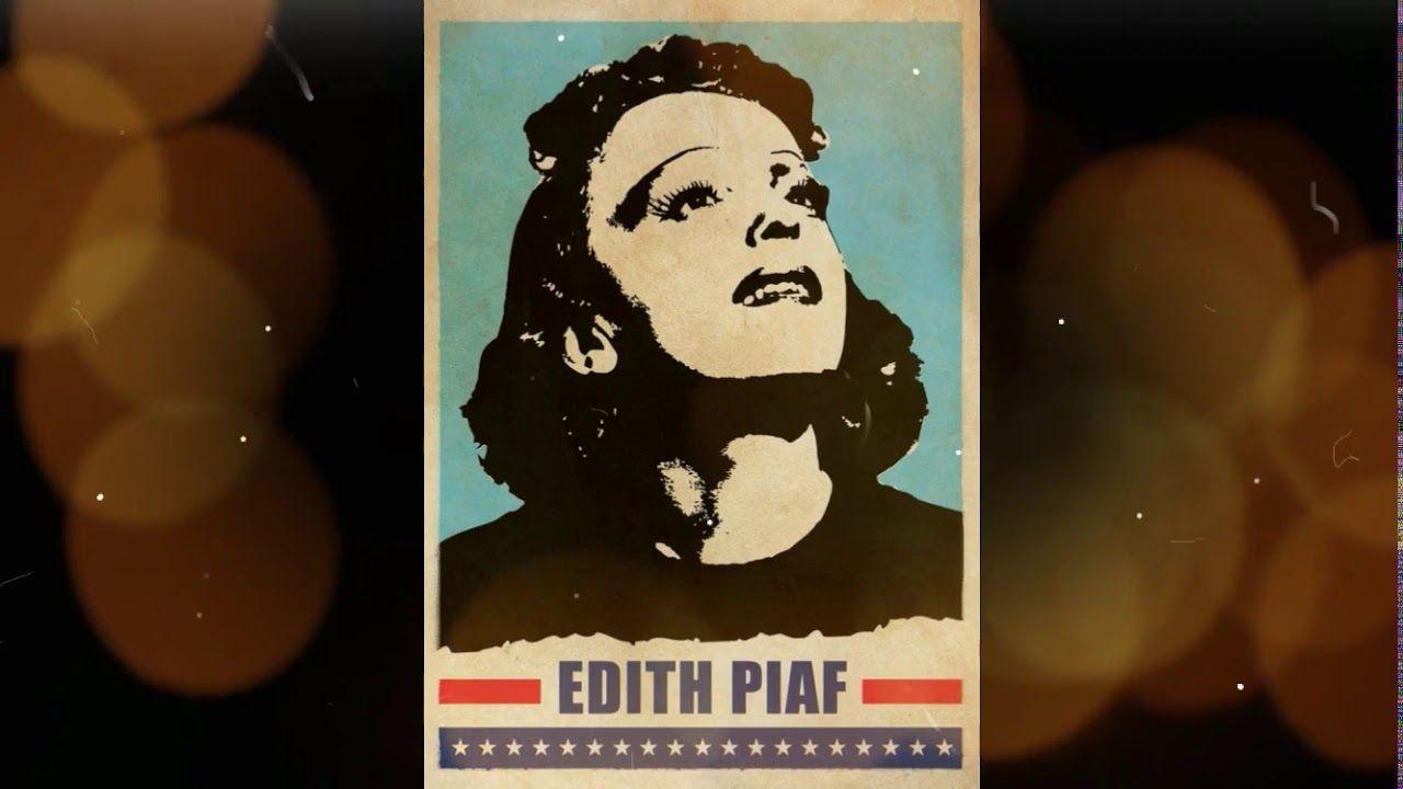Edith Piaf Non Je Ne Regrette Rien Paskman Remix Edith Piaf Remix Soundcloud
